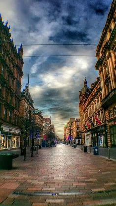 I love Buchanan Street but I much preferred it as it was many years ago. Beautiful buildings.
