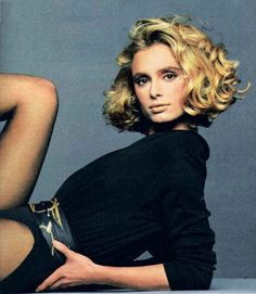 Maryam d'Abo - 'The Living Daylights'