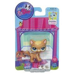 Littlest Pet Shop, Single Pet, Cat #3578