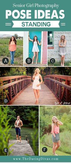 Senior Girl Photography Poses More