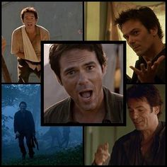 Matheson from deleted scenes :)) Best Tv Shows, Best Shows Ever, Billy Burke Actor, Revolution, Collage, Actors, People, Movies, Fictional Characters