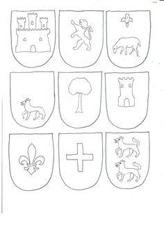 EL LAPIZ: Escudos de Familias
