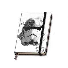 Star Wars Stormtrooper notebook 1