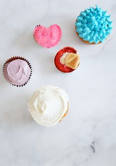 You'll never look at cupcakes the same way again after trying one of these 5 genius cupcake hacks! Which is your fave?