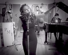 Haley Reinhart's cover of Radiohead's 'Creep' for Postmodern Jukebox is truly remarkable