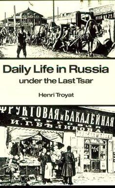 Daily Life in Russia under the Last Tsar by Henri Troyat http://www.amazon.com/dp/0804710309/ref=cm_sw_r_pi_dp_Lqhcvb092JK57