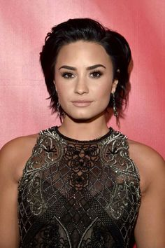"""Demi Lovato in """"MusicCares Person Of The Year"""""""