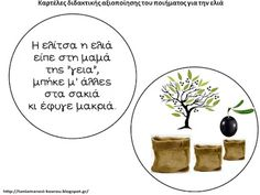 """""""Η ελίτσα η ελιά"""": διδακτική αξιοποίηση ενός ποιήματος και συνοδευτικό εικονόλεξο"""