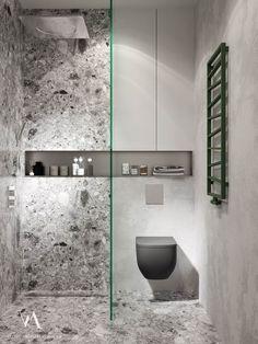 Industriële badkamer mat zwart toilet ✫♦๏༺✿༻☼๏♥๏花✨✿写☆☀🌸✨🌿✤❀ ‿❀🎄✫🍃🌹🍃❁~⊱✿ღ~❥༺✿༻🌺♛☘‿SA May ♥⛩⚘☮️ ❋ Minimalist Bathroom Design, Modern Master Bathroom, Bathroom Design Luxury, Modern Bathroom Design, Minimal Bathroom, Luxury Bathrooms, Master Bathrooms, Bath Design, Modern Bathrooms