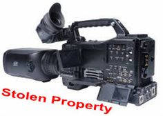 STOLEN PANASONIC 3D CAMERA    Saturday night 6/16-17/2012 between 11:45 PM and 8:00 AM, someone stole one of Big Vision Rentals's Panasonic AG-3DP1 stereoscopic cameras serial #B2TAA0025 and CVF100g color viewfinder from Studio City, CA, USA. They also got a Sac 20 a Sac DV7, a Steadicam Flyer, a Chrosziel matte box and follow focus as well as IDX Endura 10 batteries and 2 Panasonic 64 gig P2 cards.