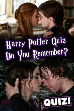 New Quiz! Let's find out how well you remember these movies - welcome to Harry Potter Quiz! Remember Movie, Do You Remember, Draco Malfoy, Hermione, Harry Potter Quiz, Neville Longbottom, Bellatrix Lestrange, Sirius Black, Voldemort