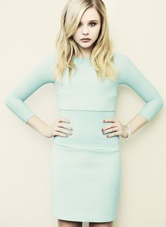 Chloe Grace Moretz. Idk what's she is from buy I know she is so pretty and she is the Aeropostale model