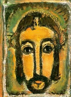 Georges Rouault - Head of Christ - 1905 - Expressionism