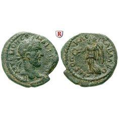 Römische Provinzialprägungen, Kilikien, Hieropolis Kastabala, Macrinus, Bronze, ss-vz: Kilikien, Hieropolis Kastabala. Bronze 20 mm.… #coins
