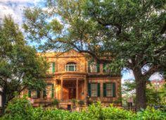 The Owens Thomas House Attraction in Savannah Georgia