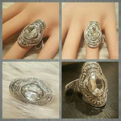 Fashion Ring New. Jewelry Rings