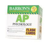 10 Gifts for the Psychology Student in Your Life: Barron's AP Psychology Flash Cards