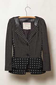 Crosswise Knit Jacket - anthropologie.com