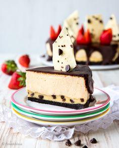Cookie dough -karamellikakku | Reseptit | Kinuskikissa