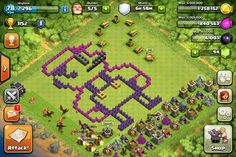 Quitting Clash of Clans, decided to go out in style. #Mario #ClashofClans