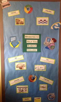 Websites to help Survive College