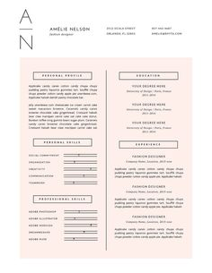 Resume Template  Pages By Resumetools On Etsy  Resume Templates