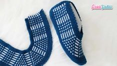 Şişle Kolay Haroşa Patik Yapılışı Videolu Açıklamalı #moda #hobi #hobby #elişi #kadın #orgu #knitting Knitted Baby Clothes, Crochet Shoes, Doilies, Crochet Stitches, Baby Knitting, Slippers, Socks, How To Make, Fashion