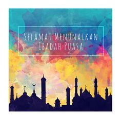 Watercolor colored sky with silhouettes ramadan background Free Vector Ramadan Poster, Dinosaur Wallpaper, Ramadan Background, Eid Mubarak Greetings, Ramadan Mubarak, Eid Cards, Islamic Paintings, Silhouette Painting, Backgrounds Free