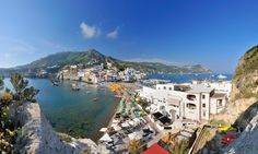 A short ferry ride from Naples, Ischia's rustic villages – wonderfully evoked by the Italian novelist – have retained their charm and beauty