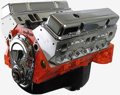 Blueprint engines pro series 632ci bb chevy dress engine motor 400ci stroker crate engine small block gm style longblock aluminum heads roller cam malvernweather Gallery