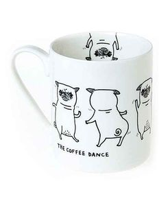 21 Gifts For People Who Just Really Love Pugs ||This fabulous mug.