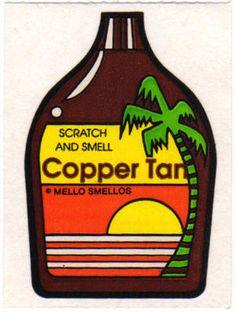 Mello Smellos! - Copper Tan