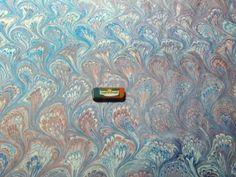 Hand-marbled-paper-Bookbind-Marmorpapier-Carta-marmorizzata-cm-50-x-70-205