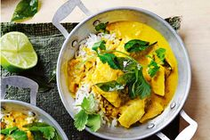 This coconut fish curry is extremely easy to make using your Instant Pot. The fish turned out nice and flaky and went well with the curry and rice. Fish Recipes, Seafood Recipes, Indian Food Recipes, Cooking Recipes, Healthy Recipes, Chicken Recipes, Biryani, Coconut Fish, Coconut Curry