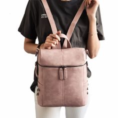 22efe73818c9 Great Style Backpack For Women   Price   19.95   FREE Shipping