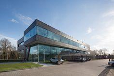 Fire Station Doetinchem  / Bekkering Adams architects