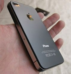 IPhone 4 Metal Back Cover