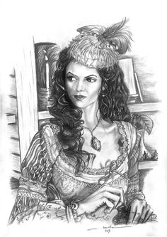 Katherine Pierce by Oamanda.deviantart.com on @deviantART