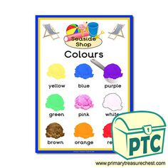 Seaside Shop Role Play Resources - Primary Treasure Chest Teaching Activities, Teaching Ideas, Seaside Shops, Early Years Classroom, Ourselves Topic, Seaside Holidays, Sound Art, Poster Colour, Letter Sounds