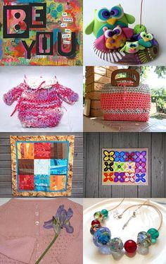 Rainbow by Ekaterina Pavlova on Etsy--Pinned+with+TreasuryPin.com