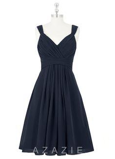 Azazie Clara Bridesmaid Dress | Azazie