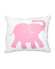 image of Kids' Eddie Elephant Pillow