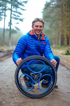 Try Amazing Shock Absorbing Loopwheels At Mobility Roadshow 2015 - Mobility Roadshow