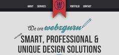 A Showcase of Creative Depth in Web Design #website