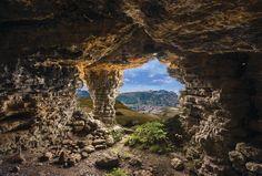 Grotta di Cozzo Matrice - Enna