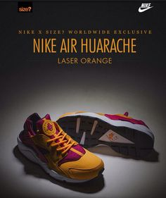 New #Nike #NikeAir #Huarache out now at #Size? - are you copping? #SSKIX
