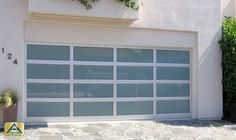 Custom Exterior Front Glass Doors for Home | Garage Doors Orange ...