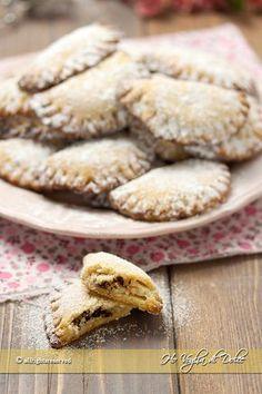 Ravioli dolci al forno con ricotta e cioccolato ricetta Ho Voglia di Dolce blog
