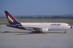 MALEV Hungarian Airlines Boeing 767-200; HA-LHA, April 2005