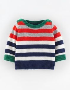 Find Beautiful Baby Knits and Sweaters at Mini Boden USA | Boden